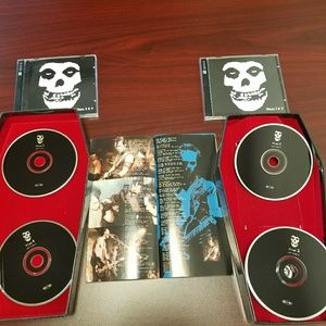 Other - Misfits box set